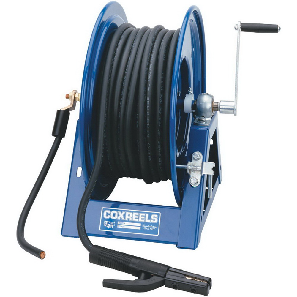 Coxreels 1125WCL-6-C 1125WCL Series Welding Cable Reel, Direct Hand ...