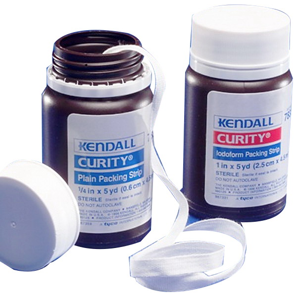 Kendall Healthcare 7631 Curity™ Plain Sterile Packing .