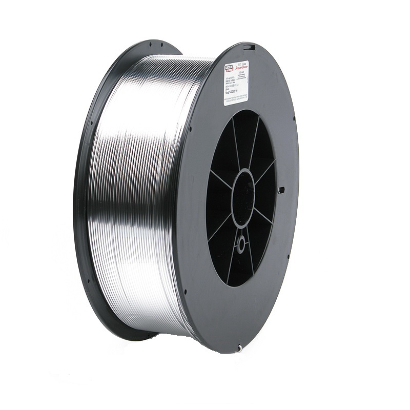 Lincoln Electric ED030282 SuperGlaze® MIG Wire; ER5356, 3/64 Inch ...