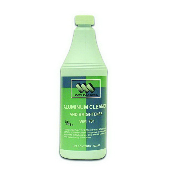 Weldmark WM781 Brightener Aluminum Cleaner
