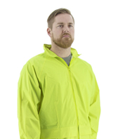 Majestic Two-Piece Hooded Rain Suit