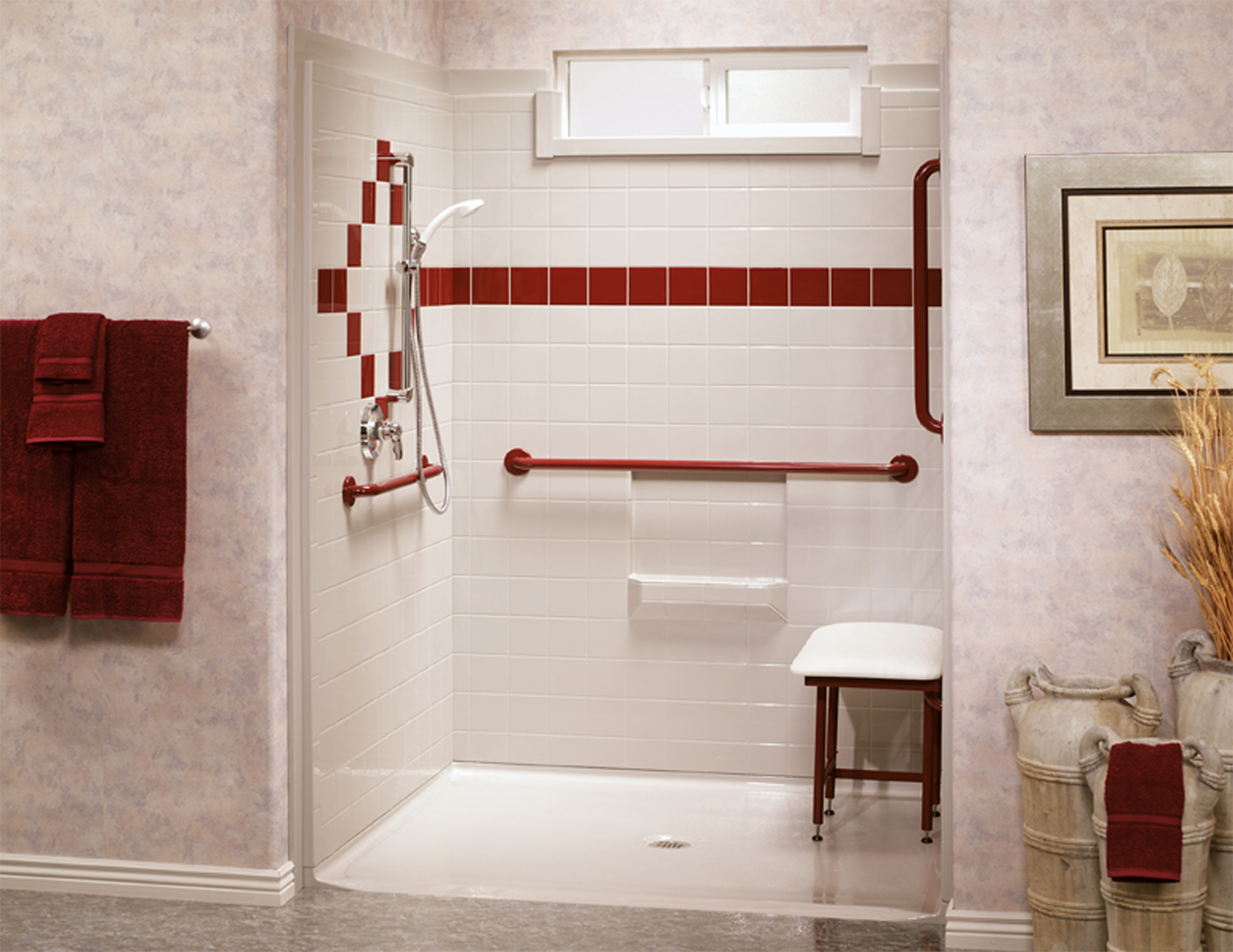 Norco Accessible Bathing and Bathroom Safety Solutions