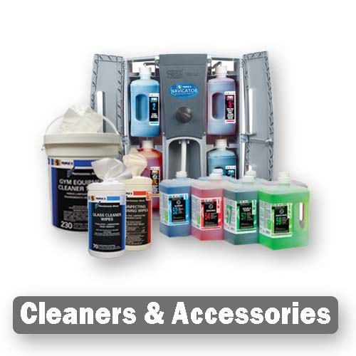 Cleaners and Accessories