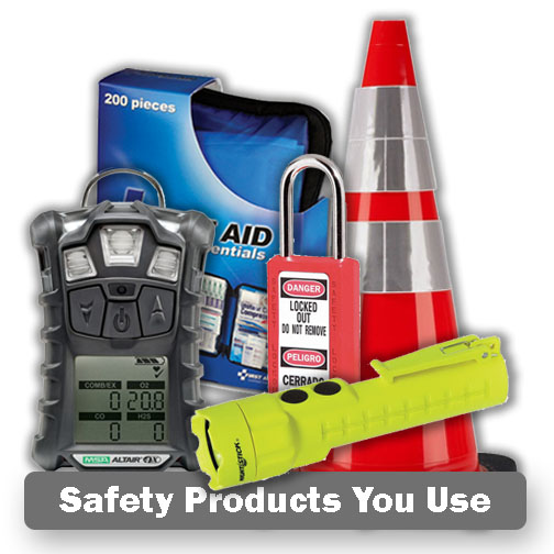 Safety Products You Use