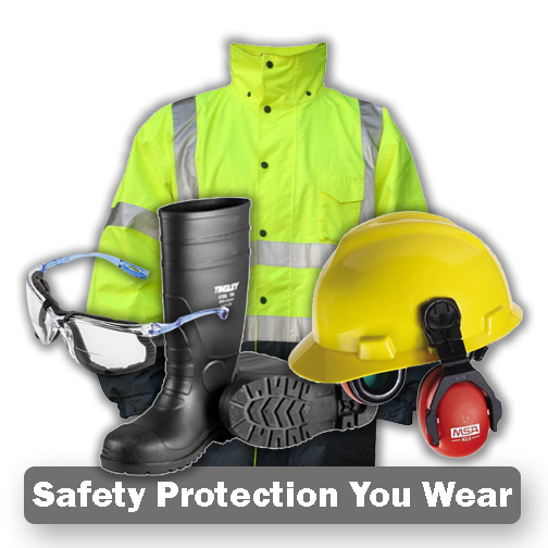 Safety Protection You Wear