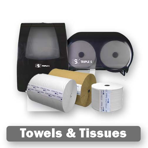 Towels and Tissues