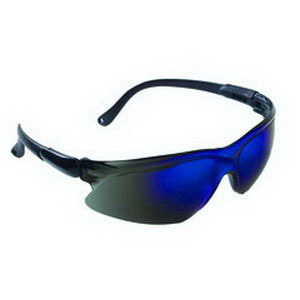 Blue Safety Glasses & Goggles Jackson Safety 20543 V40 Hellraiser Safety Glasses Black Frm Tools & Workshop Equipment