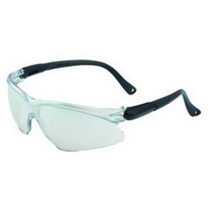 Blue Jackson Safety 20543 V40 Hellraiser Safety Glasses Black Frm Safety & Protective Gear