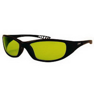 Jackson Safety 20543 V40 Hellraiser Safety Glasses Black Frm Blue Safety & Protective Gear Business & Industrial