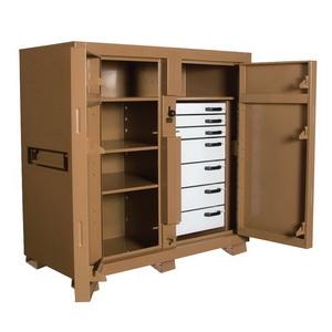 Knaack 112 Jobmaster® Half-Width Shelf Cabinet; 60 Inch x 30 Inch x 60.  sc 1 st  Norco & Tools u0026 Equipment Tool Storage u0026 Organizer - Truck Boxes u0026 Jobsite ...