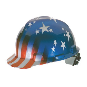 MSA 10052945 V-Gard® Freedom Series™ Protective Cap  Front Brim Style cb7df0428