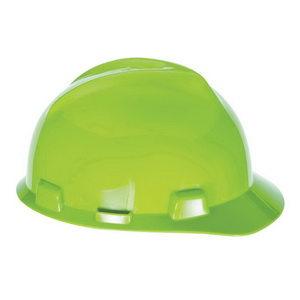 MSA 10061512 V-Gard® Standard Slotted Protective Cap  Front Brim Style. 28559b02a