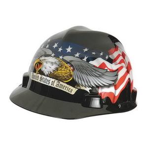 MSA 10079479 V-Gard® Freedom Series™ Protective Cap  Front Brim Style 21e2ff590