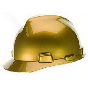 MSA 10115631 V-Gard® Hard Hat  Front Brim Style d64ff33cd