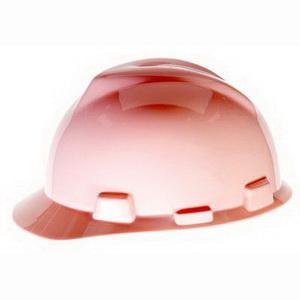 MSA 485364 V-Gard® Slotted Protective Cap  Front Brim Style 4bb06438c