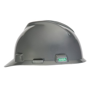 MSA 495855 V-Gard® Standard Slotted Protective Cap  Front Brim Style bac451189