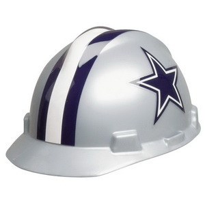 MSA 818392 NFL V-Gard® Slotted Protective Cap  Front Brim Style c3afb8d35