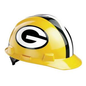 MSA 818395 NFL V-Gard® Slotted Protective Cap  Front Brim Style e4d4fda8b
