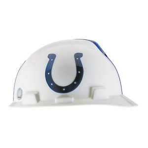 MSA 818396 NFL V-Gard® Slotted Protective Cap  Front Brim Style a079c9215