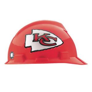MSA 818398 NFL V-Gard® Slotted Protective Cap  Front Brim Style e5d13ea1f