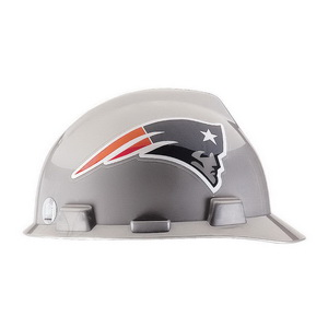 MSA 818401 NFL V-Gard® Slotted Protective Cap  Front Brim Style 694d667bf