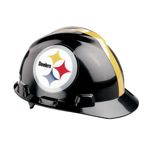 MSA 818407 NFL V-Gard® Slotted Protective Cap  Front Brim Style 98884d4aa