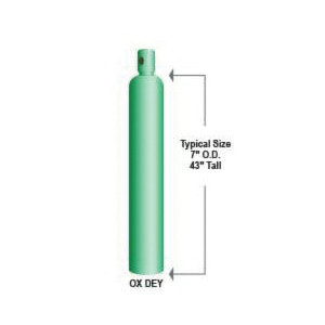 Gases Industrial Pure Gases - Oxygen - NORCO